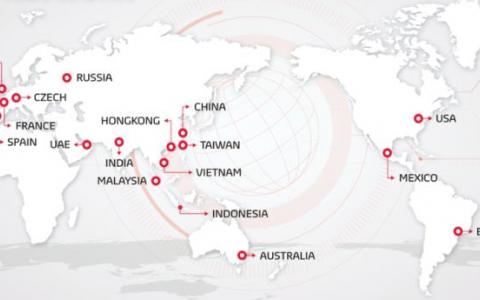 '글로벌 경영' 바텍 100개국 수출, 매출 80%가 해외
