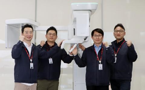 바텍, 치과용 엑스레이 진단장비 `스마트 플러스` iR52 장영실상 수상