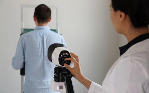 바텍, 코로나 19 진단 최적화된 초경량/저선량 포터블 엑스레이 출시