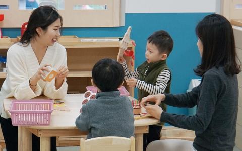 [소식] 바텍, 국내 최고 수준 직장 어린이집 개원