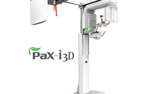 [보도자료] 바텍, 치과용 저선량 CT 'PaX-i3D Green' 출시