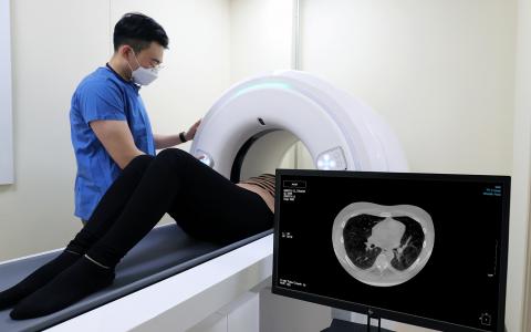 바텍-서울대병원, 저선량 CT 임상 유효성 시험