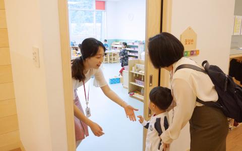 바텍 네트웍스직장 어린이집, 안심보육-탐구형 교육으로  인재 유치 수단으로 각광